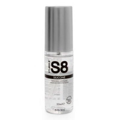 S8 ΛΙΠΑΝΤΙΚΟ ΣΙΛΙΚΟΝΗΣ 50 ml